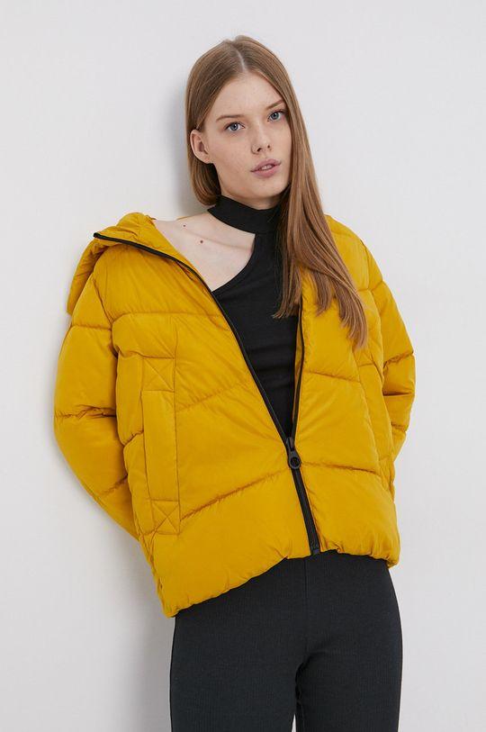 żółty Only - Kurtka Damski