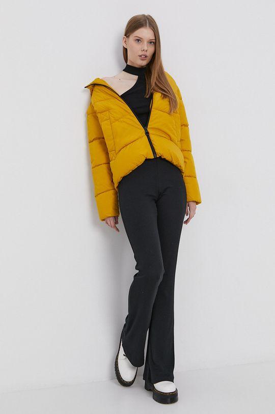 Only - Kurtka żółty