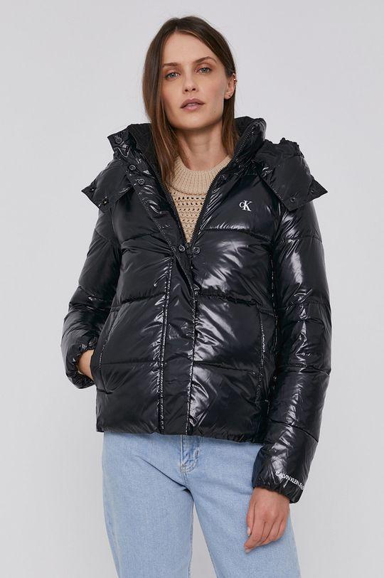 czarny Calvin Klein Jeans - Kurtka Damski