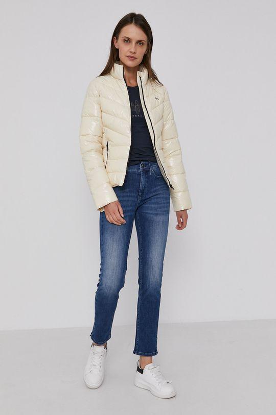 Calvin Klein Jeans - Bunda smetanová