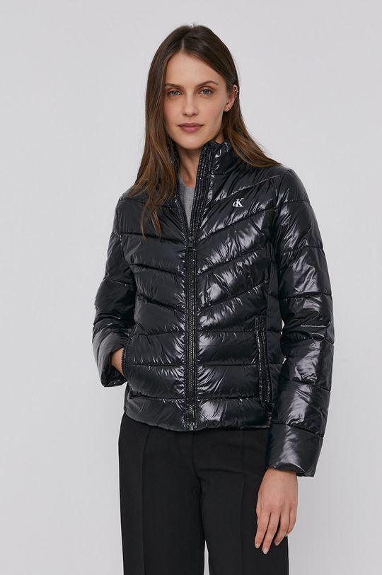 černá Calvin Klein Jeans - Bunda Dámský
