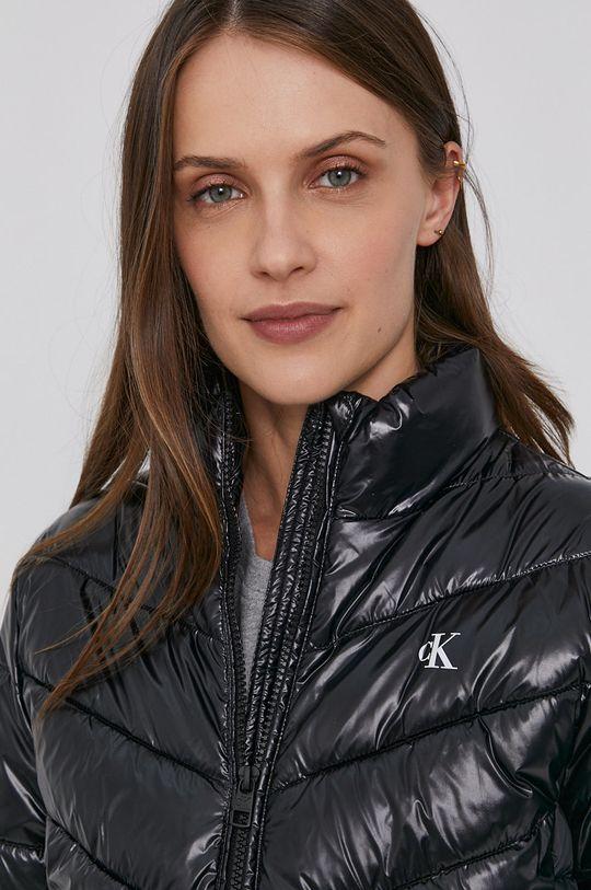 černá Calvin Klein Jeans - Bunda
