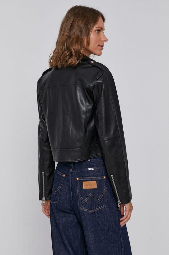 Calvin Klein Jeans - Bunda  Podšívka: 100% Polyester Základná látka: 30% Polyester, 70% Polyuretán