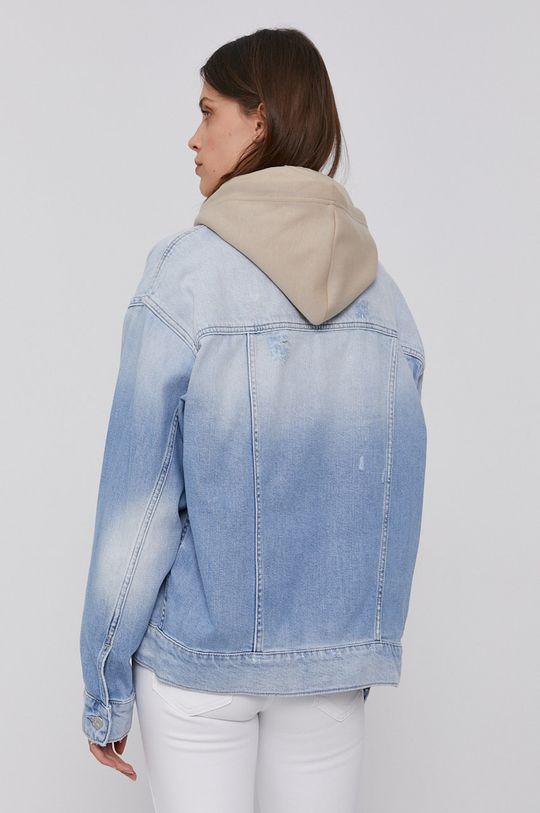 Calvin Klein Jeans - Kurtka jeansowa 99 % Bawełna, 1 % Elastan