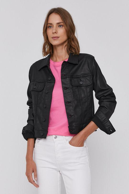 čierna Calvin Klein Jeans - Bunda Dámsky