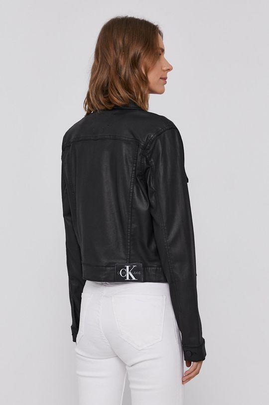 Calvin Klein Jeans - Bunda čierna