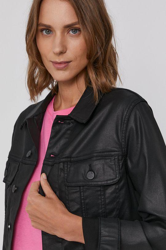 čierna Calvin Klein Jeans - Bunda