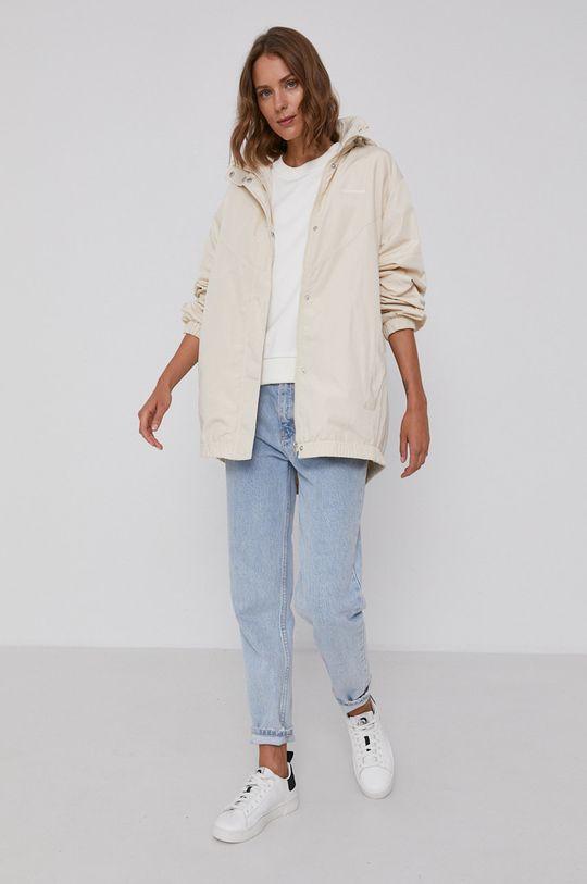 Calvin Klein Jeans - Parka Podszewka: 100 % Poliester, Materiał zasadniczy: 100 % Poliester z recyklingu