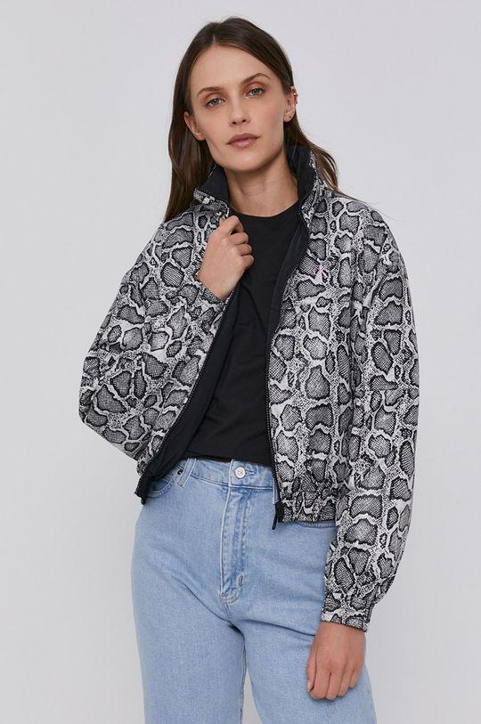 Calvin Klein Jeans - Oboustranná bunda černá
