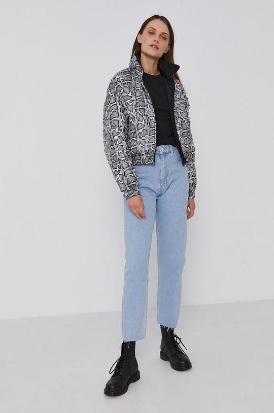 Calvin Klein Jeans - Oboustranná bunda  100% Polyester