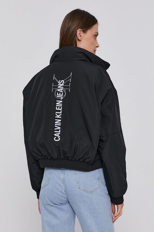 černá Calvin Klein Jeans - Oboustranná bunda