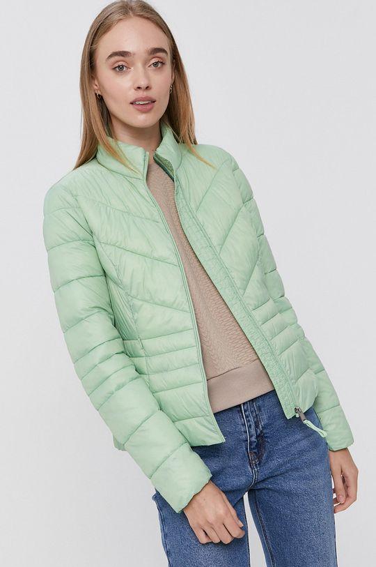 Vero Moda - Bunda světle zelená