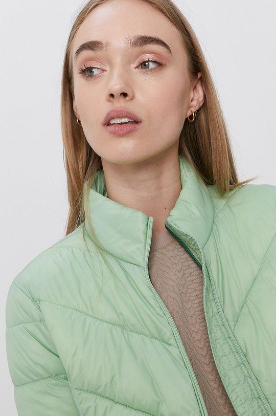 světle zelená Vero Moda - Bunda