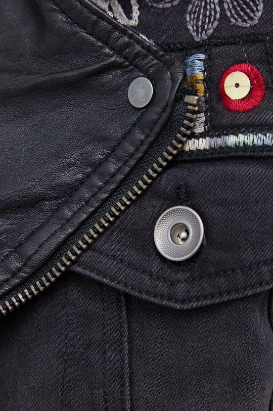 Desigual - Ramoneska jeansowa Damski