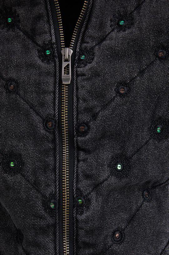 Desigual - Kurtka jeansowa