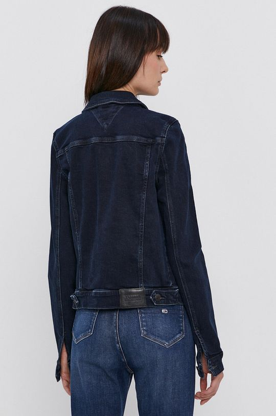 Tommy Jeans - Džínová bunda  98% Bavlna, 2% Elastan