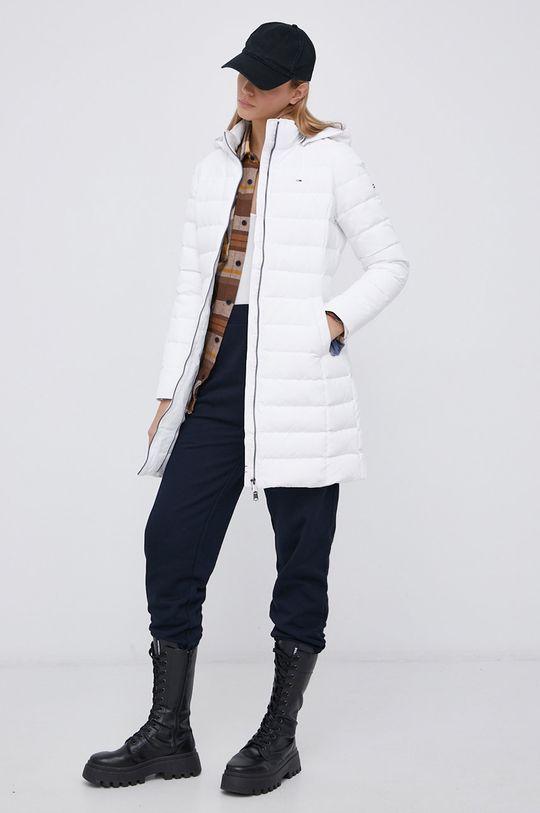 biały Tommy Jeans - Kurtka Damski