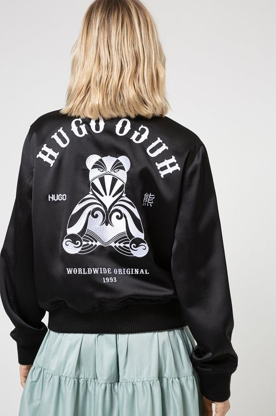 Hugo - Bunda čierna