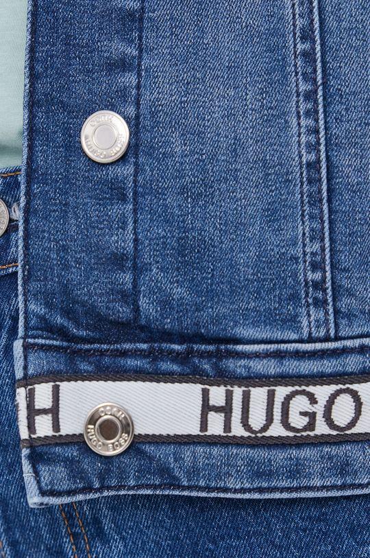 Hugo - Rifľová bunda Dámsky