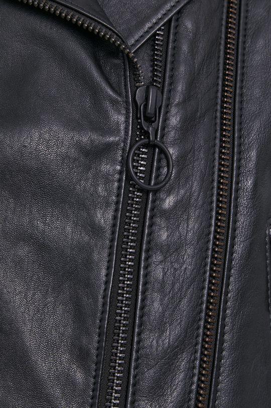 Hugo - Kožená bunda Dámsky