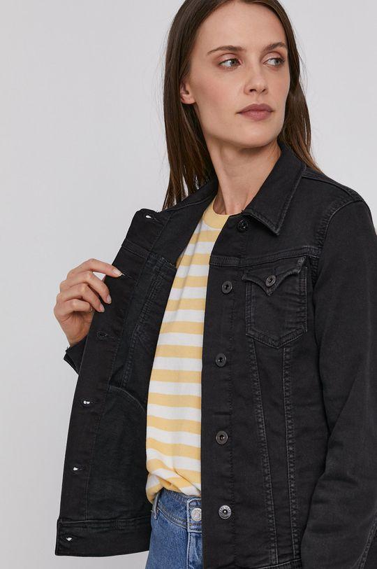 Pepe Jeans - Džínová bunda Thirft