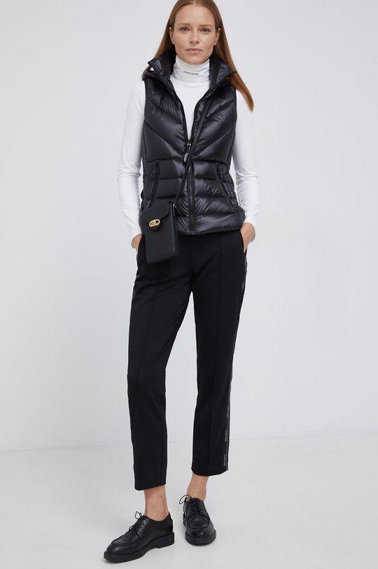 černá Calvin Klein - Péřová vesta Dámský