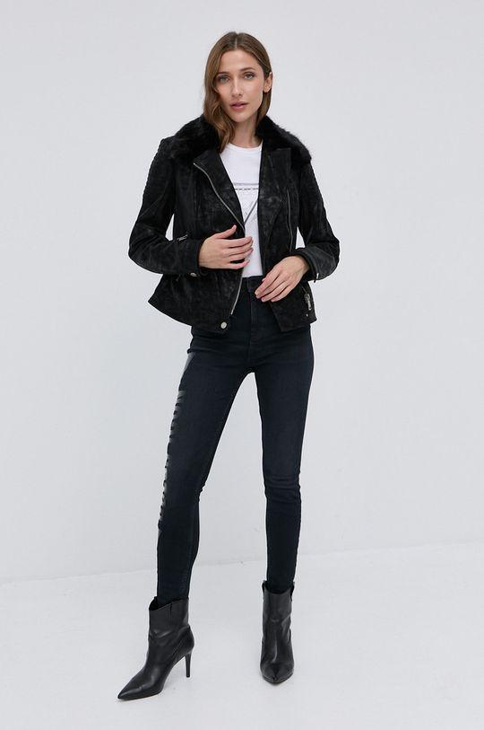 Guess - Ramoneska czarny