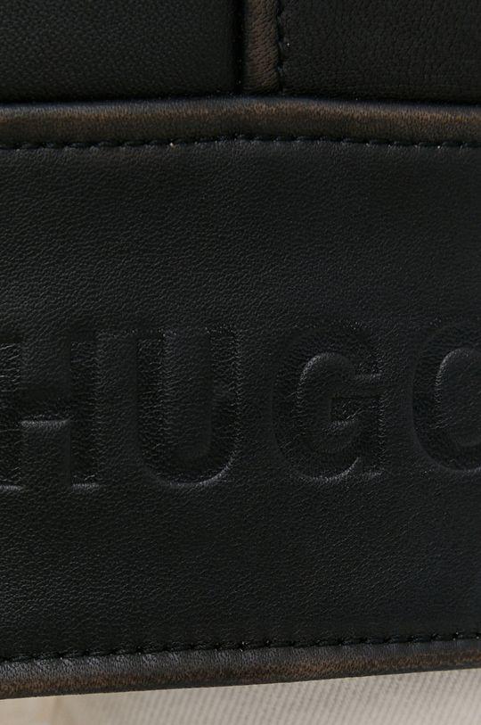 Hugo - Kurtka skórzana