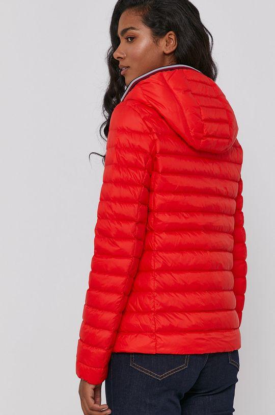 Tommy Hilfiger - Péřová bunda  Podšívka: 100% Polyester Výplň: 10% Chmýří, 90% Kachní chmýří Hlavní materiál: 100% Polyester