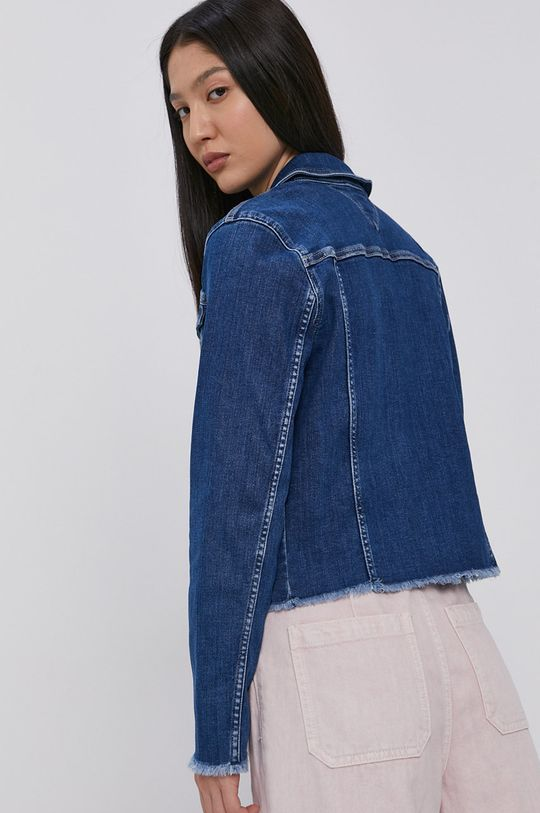 Tommy Jeans - Kurtka jeansowa 91 % Bawełna, 9 % Elastomultiester