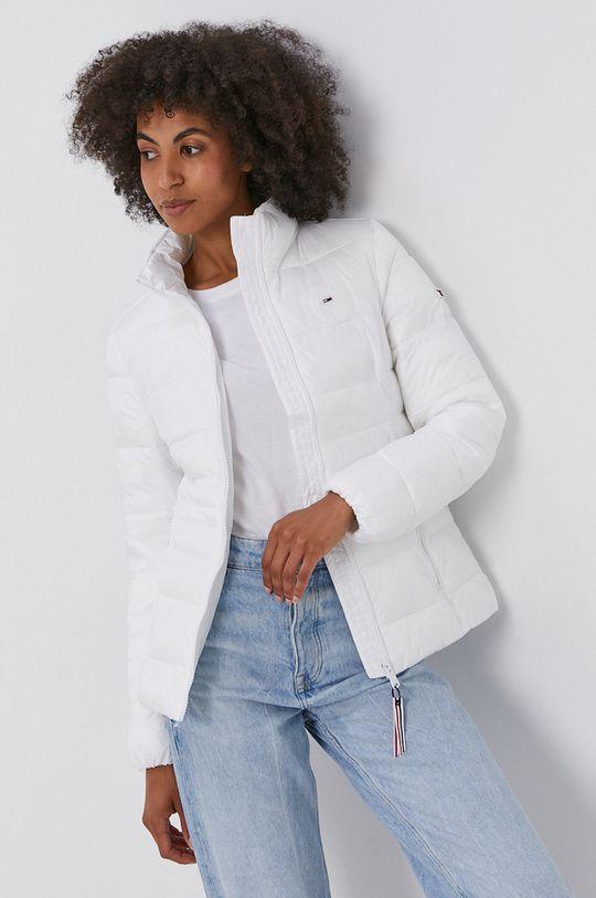 biały Tommy Jeans - Kurtka