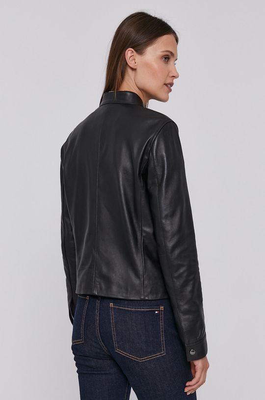 Tommy Hilfiger - Kožená bunda  Podšívka: 100% Viskóza Hlavní materiál: 100% Přírodní kůže