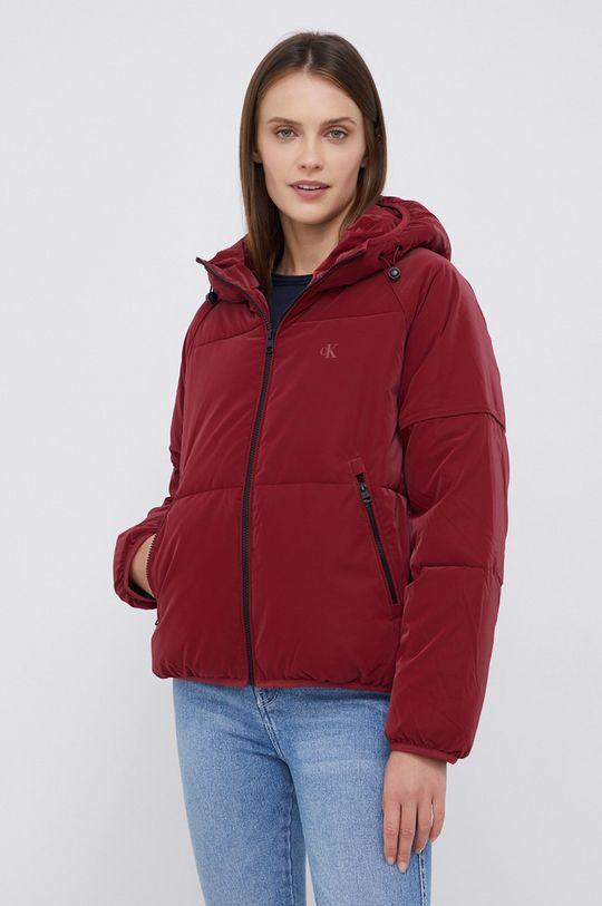 czerwony Calvin Klein Jeans - Kurtka Damski