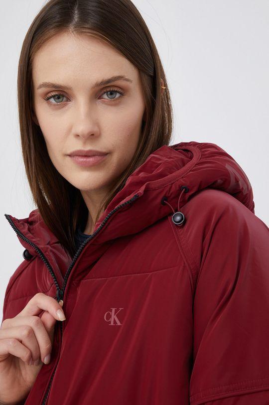 czerwony Calvin Klein Jeans - Kurtka