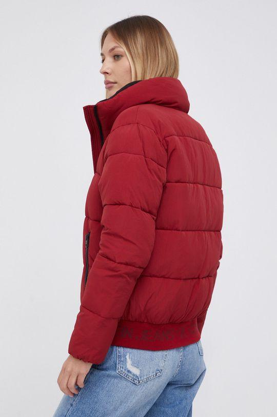 Calvin Klein Jeans - Kurtka bomber Podszewka: 100 % Poliester, Wypełnienie: 100 % Poliester, Materiał zasadniczy: 100 % Poliamid, Wykończenie: 4 % Elastan, 96 % Poliester