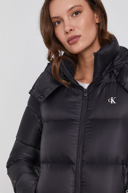 czarny Calvin Klein Jeans - Kurtka puchowa
