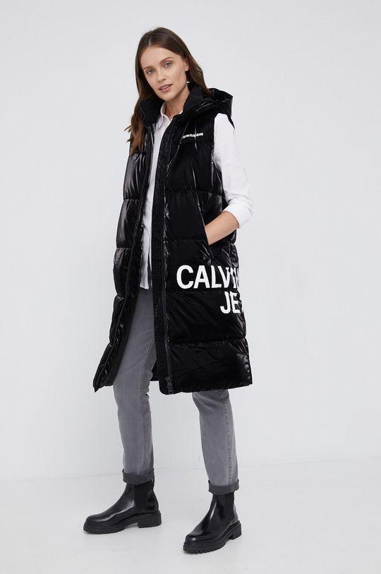 czarny Calvin Klein Jeans - Bezrękawnik