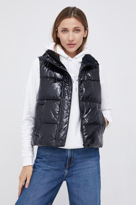 czarny Calvin Klein Jeans - Bezrękawnik Damski