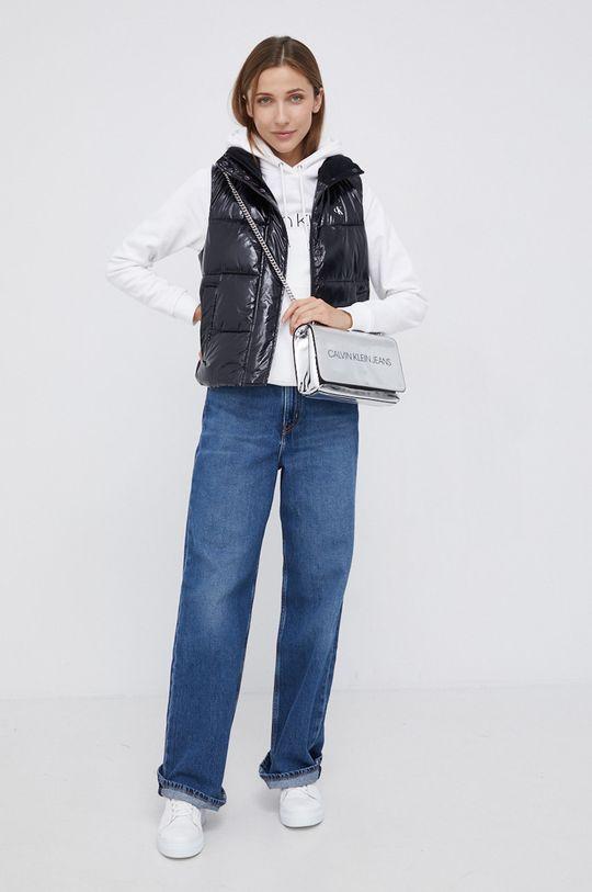 Calvin Klein Jeans - Bezrękawnik czarny