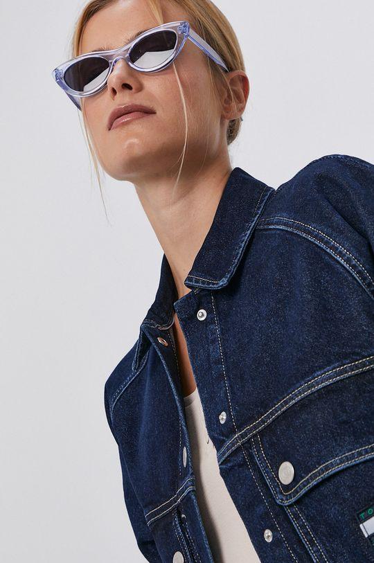 Tommy Jeans - Bavlněná džínová bunda Dámský