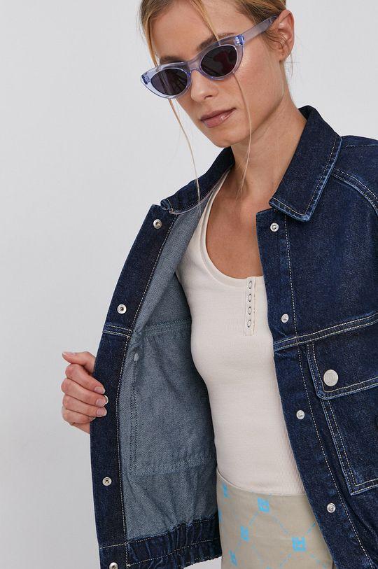 Tommy Jeans - Bavlněná džínová bunda