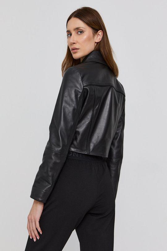 MAX&Co. - Kožená bunda MICRON  Podšívka: 100% Polyester Hlavní materiál: 100% Kozí kůže
