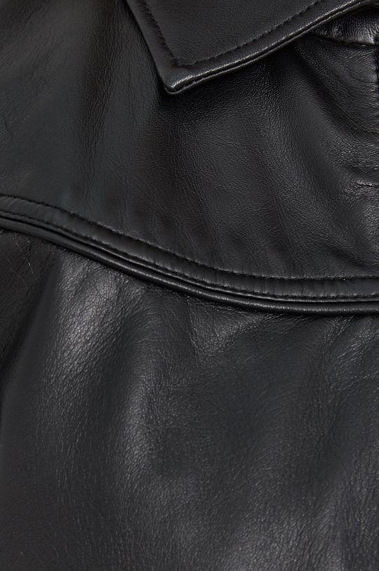 MAX&Co. - Kožená bunda MICRON Dámský