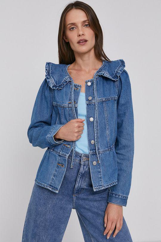 Levi's - Džínová bunda modrá