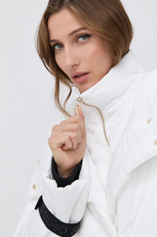 biały Liu Jo - Kurtka