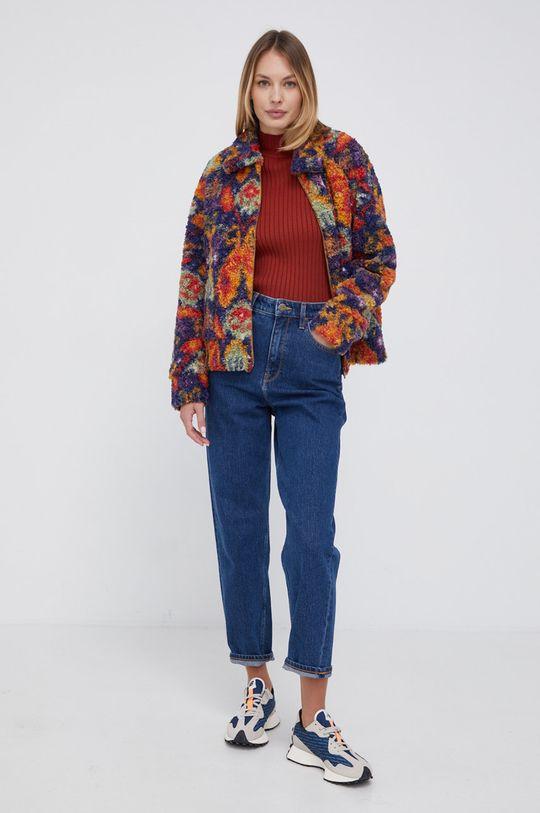 Desigual - Kurtka multicolor