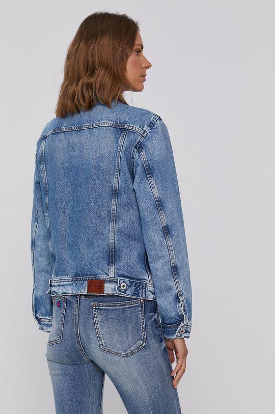 Pepe Jeans - Rifľová bunda Rose  100% Bavlna