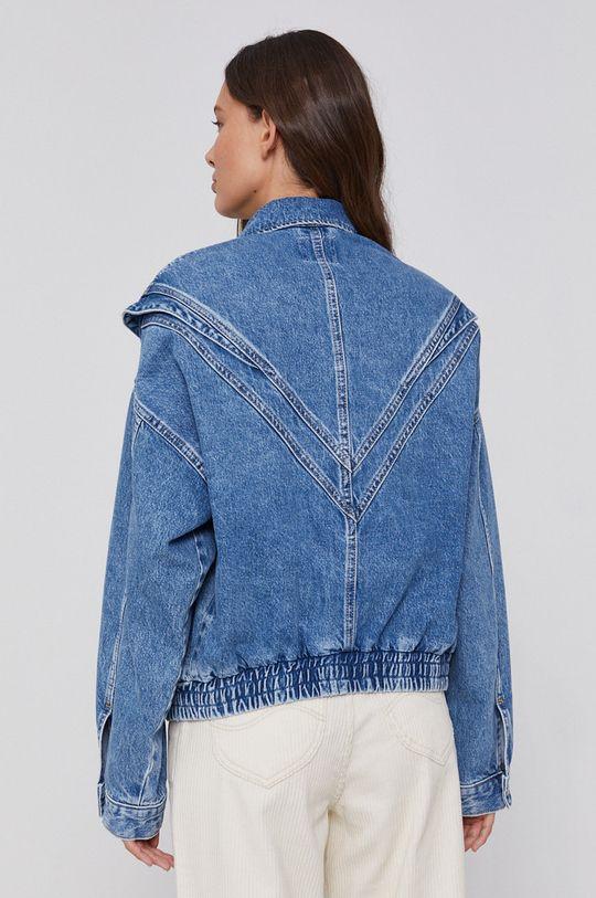Pepe Jeans - Kurtka jeansowa bawełniana Jacky Materiał zasadniczy: 100 % Bawełna, Podszewka kieszeni: 35 % Bawełna, 65 % Poliester
