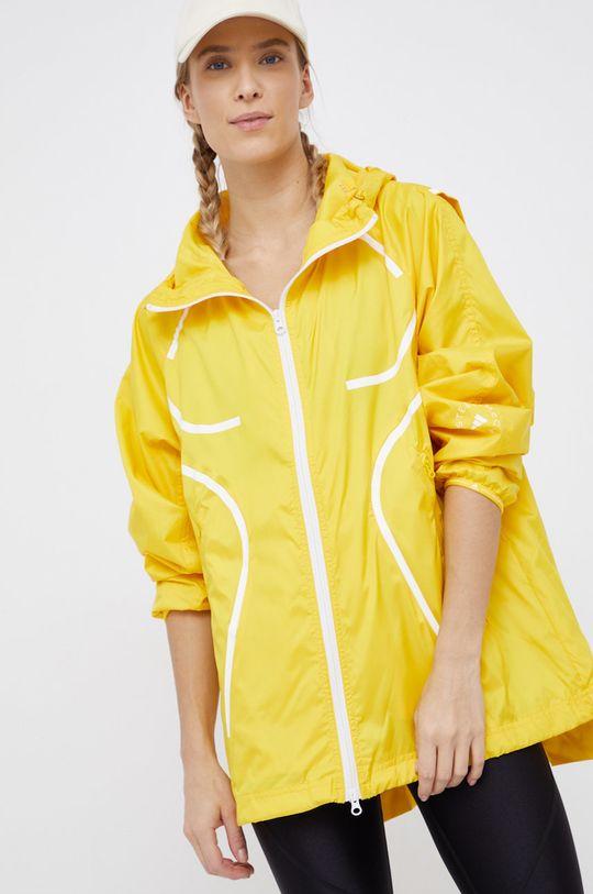 żółty adidas by Stella McCartney - Kurtka Damski