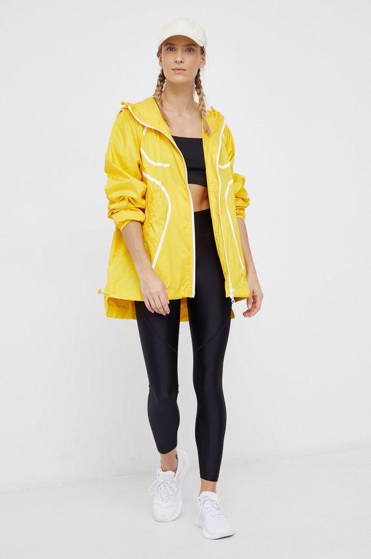adidas by Stella McCartney - Kurtka żółty